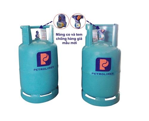 Bình gas dân dụng