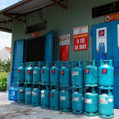 Gas Định Công
