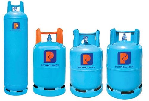 Nhận biết bình gas Petrolimex chính hãng